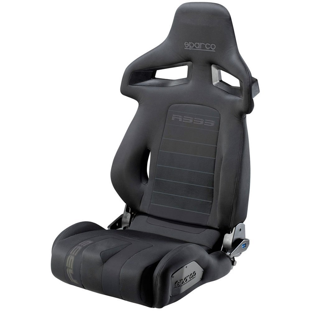 Sparco 00965NR Seat (R333 Black)