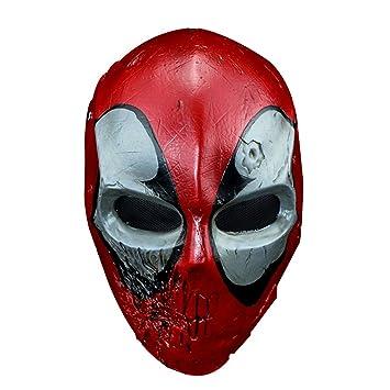 hyaline & Dora Resina de Halloween horrible Muerte Shi Máscaras Película Tema Máscara Disfraz De Cosplay