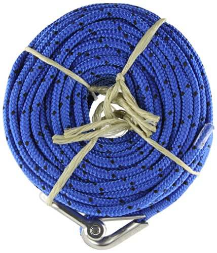 TRAC Outdoor Products T10118 Anchor Rope Boat Anchor Rope