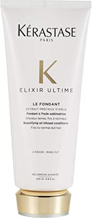 Kerastase Elixir Ultime Le Fondant Conditioner For Unisex Conditioner, 200 ml