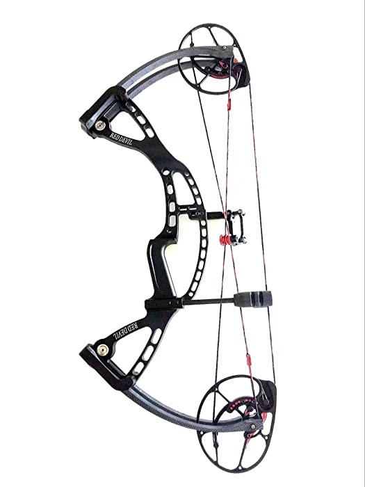 2. Topoint Archery Red Devil Compound Bow