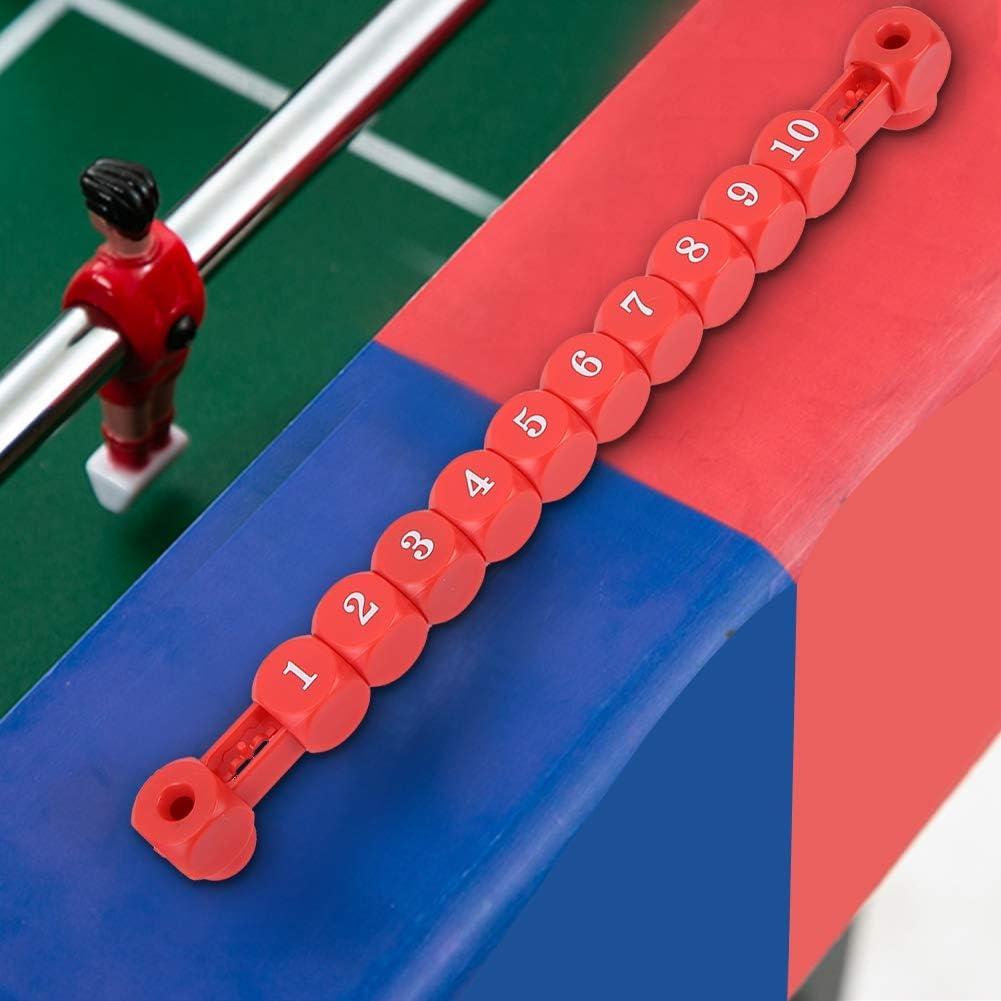 Mini tabellone segnapunti Multifunzione Blu Rosso da Biliardo Rosilesi 2 x tabellone segnapunti