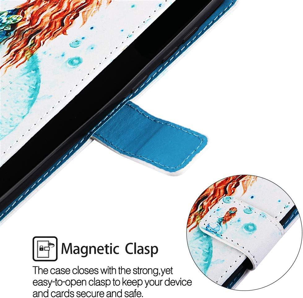 Klapph/ülle mit Kartenfach Brieftasche Lederh/ülle Stossfest Handyh/ülle Klappbar Case f/ür Samsung Galaxy A10 Tosim Galaxy A10 H/ülle Leder TOYBO450081 T1