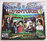 Seek and Find Adventures 3 (4 Game Pack)