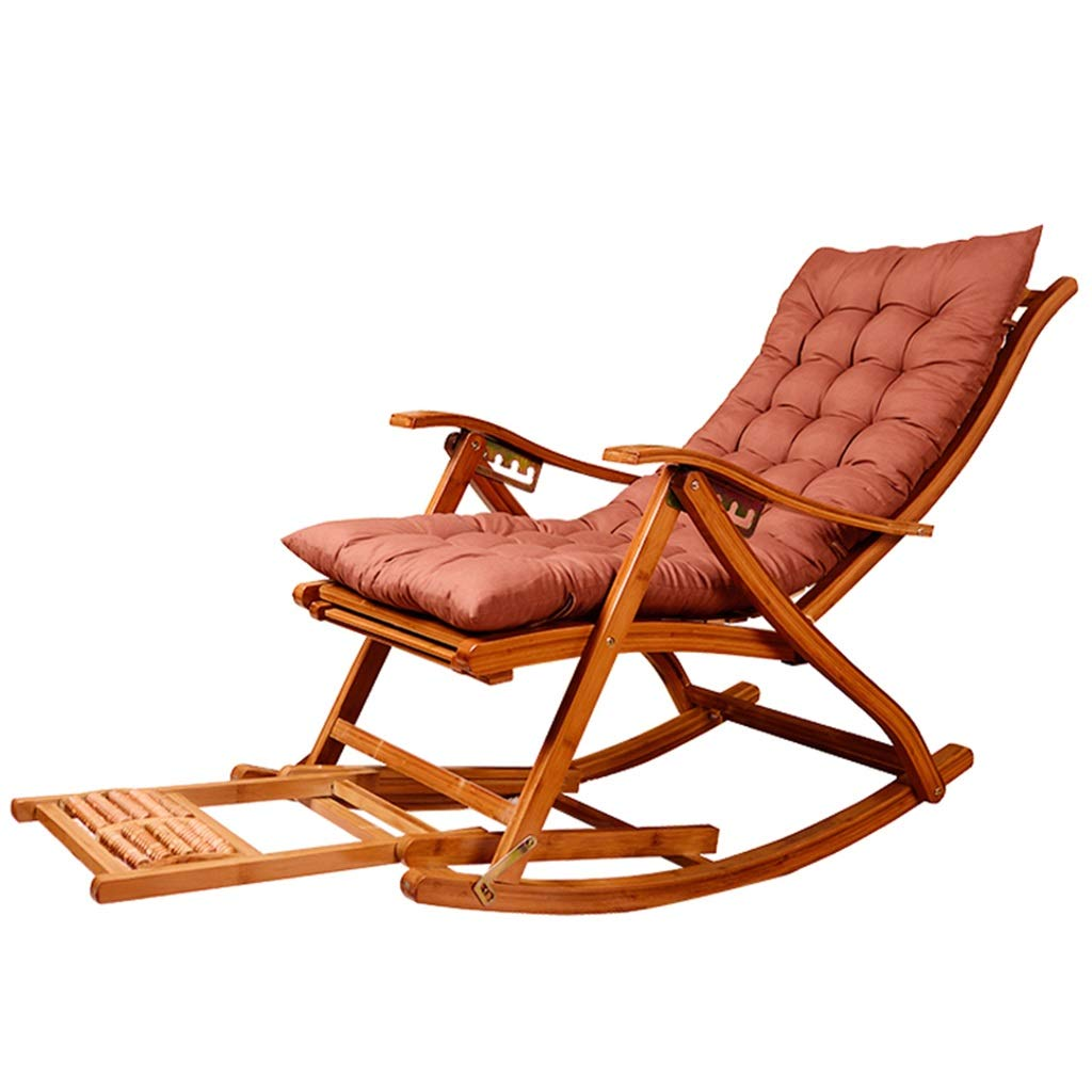 良質  快適なリラックスロッキングチェアアジャスタブルリクライニングチェア大人用折りたたみランチブレイクチェアデッキチェア付きマッサージフットレスト (色 mat mat) : Chair+Short B07Q5ZKY7N mat) Chair+Short mat B07Q5ZKY7N, リビングインテリアgorri(ゴリ):db748c70 --- turtleskin-eu.access.secure-ssl-servers.info
