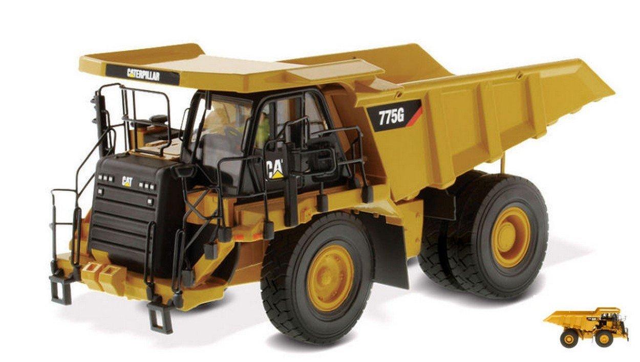DIECAST MASTER DM85909 CAT 775G OFF-HIGHWAY TRUCK 1 50 MODELLINO DIE CAST MODEL