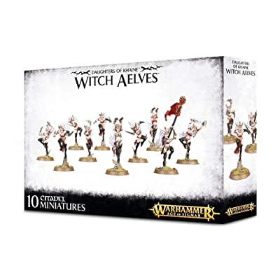 Games Workshop Daughters of Khaine Witch Aelves Warhammer Age of Sigmar: Toys & Games