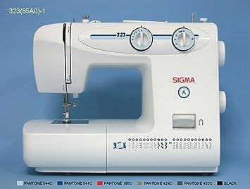 Sigma - Maquina de coser 323: Amazon.es: Hogar