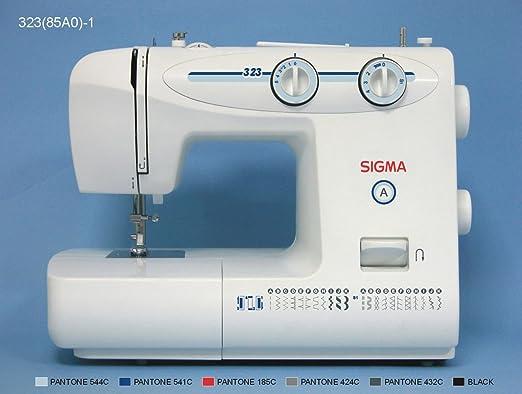Maquina de coser sigma modelo a