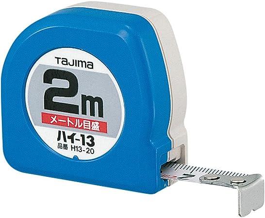 TAJIMA Measure Tape Automatic Winding Lock 5.5M×13mm