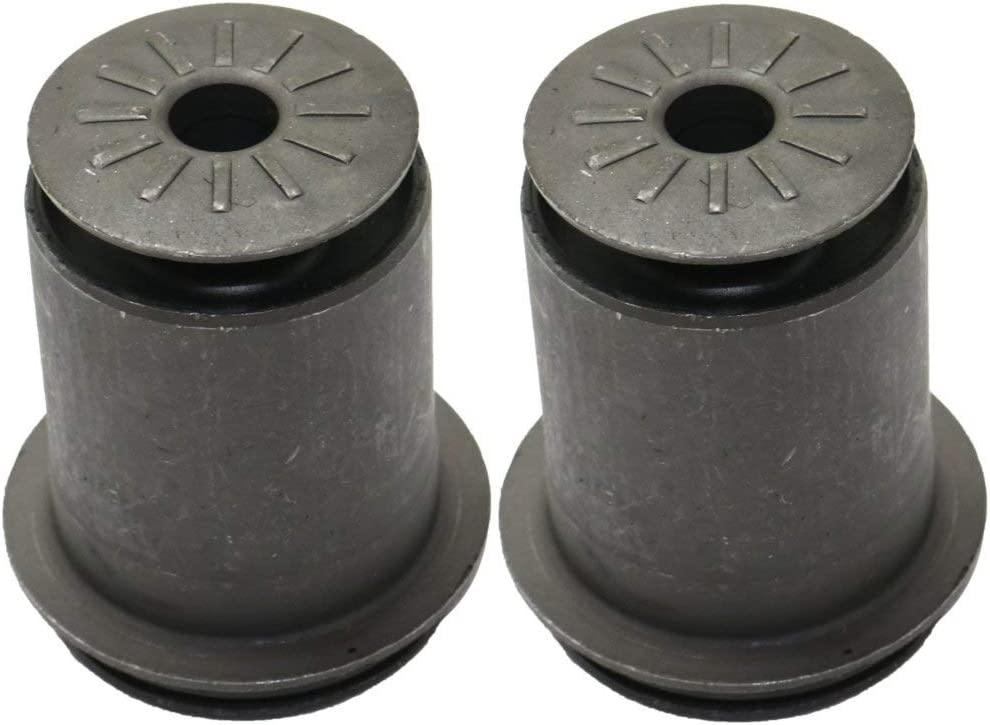 Control Arm Bushing Set of 2 Compatible with 2015 Toyota Tacoma Front Lower Rearward