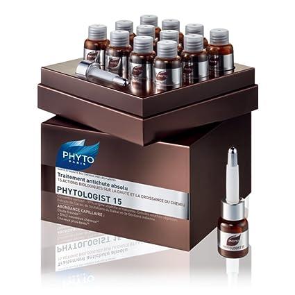 Phyto Phytologist 15 - Tratamiento anticaída global (24 ampollas ...