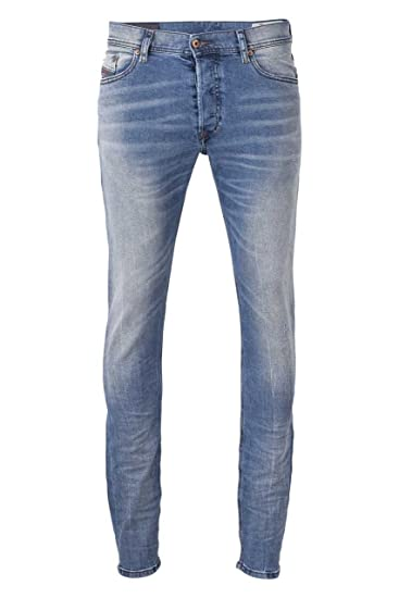 9a624835 Diesel Tepphar 857L Jeans 0857L Tapered Skinny Fit: Amazon.co.uk: Clothing