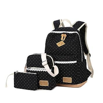 40f3efc84b Cute School Backpack for Girls (3 Pieces)
