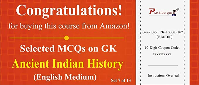 Practice guru selected mcqs on gk ancient indian history set 7 of practice guru selected mcqs on gk ancient indian history set 7 of 13 activation fandeluxe Image collections