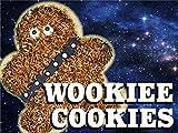 Image of How to make Star Wars Wookiee Cookies!