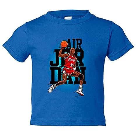 Camiseta niño leyenda del baloncesto 23 Chicago - Azul Royal ...