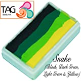 TAG Face Paint 1-Stroke Split Cake - Snake (30g)