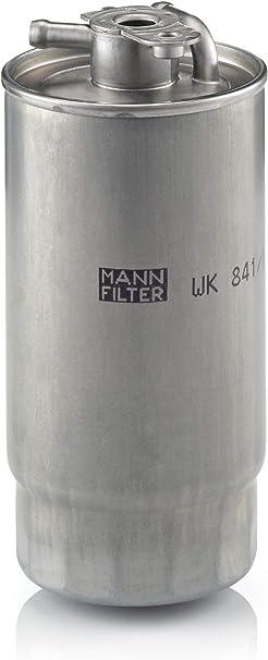 Original Mann Filter Kraftstofffilter Wk 841 1 Für Pkw Auto