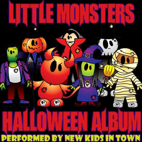 Little Monsters Halloween Album