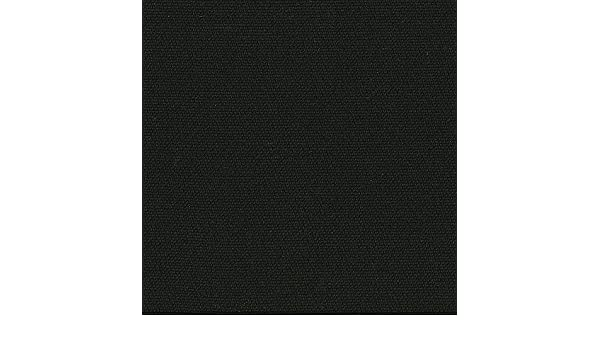 "Sunbrella Fabric 46/"" Wide Black #4608 4 Yards"