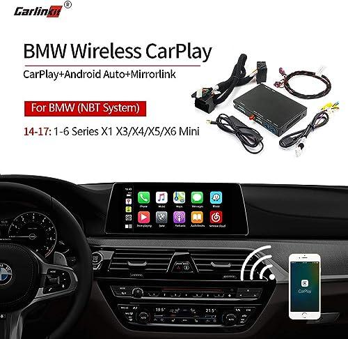 Carlinkit Wireless Carplay for BMW Modified Module1 2 3 5 7, X1 X6 Series NBT System