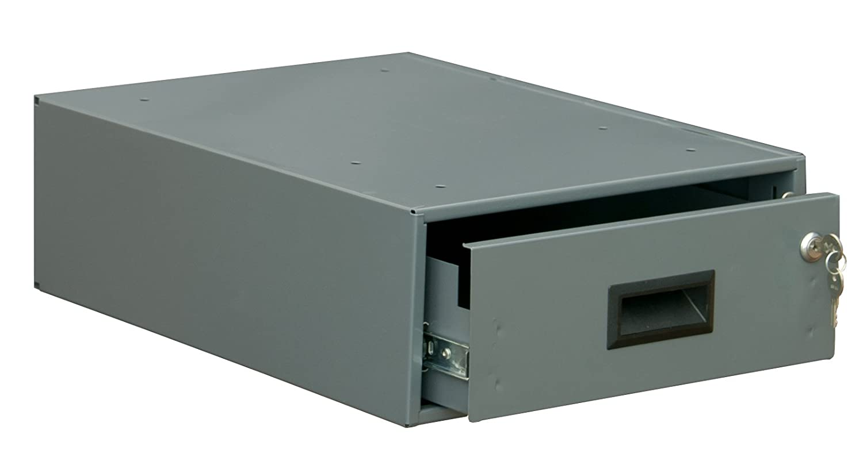 Durham 177-DRAWER-95 Gray Steel Optional Workbench Drawer, 12-1/2 Width x 4-3/4 Height x 18-1/2 Depth by Durham  B006WQOZIY