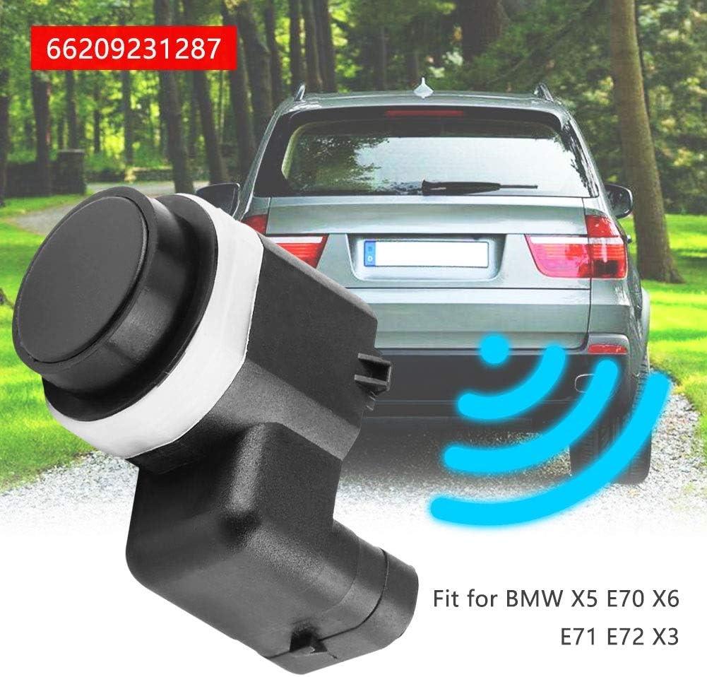 Vobor Pdc Einparkhilfe 66209231287 Für Bmw X5 E70 X6 E71 E72 X3 Auto
