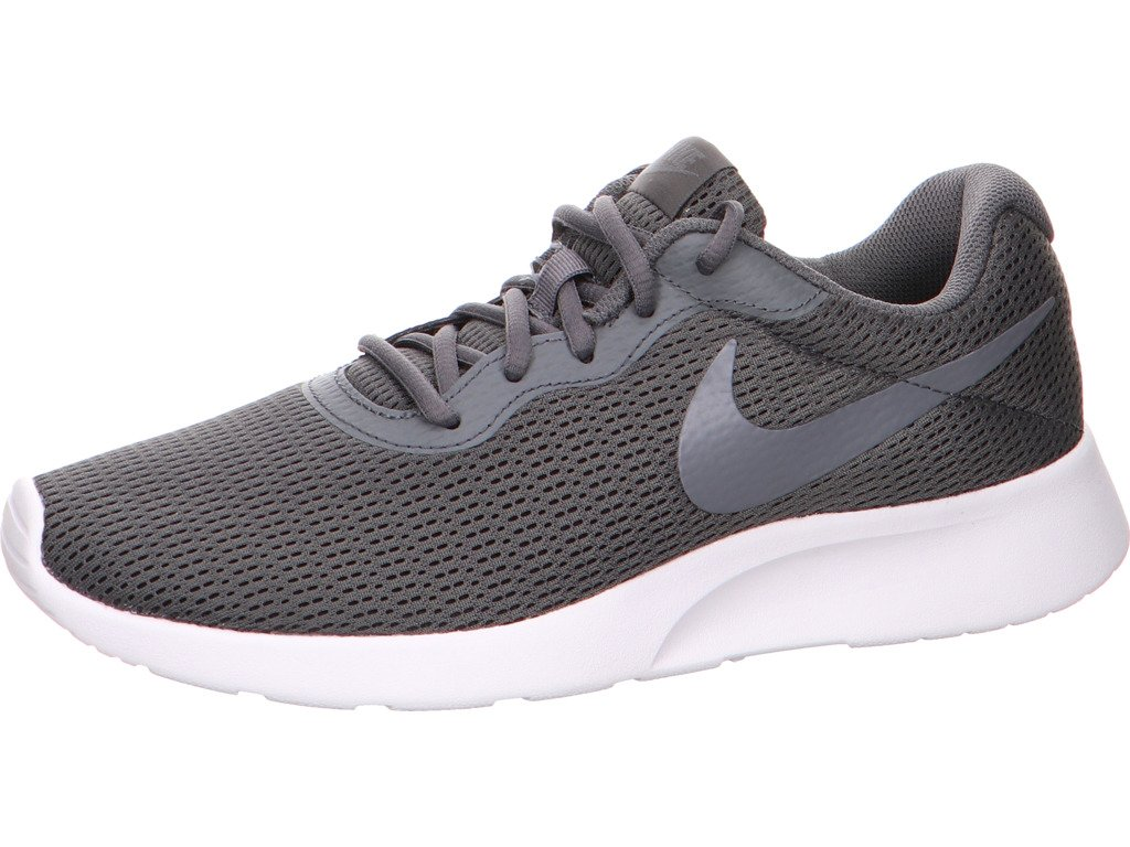 NIKE Men's Tanjun Sneakers, Breathable Textile Uppers and Comfortable Lightweight Cushioning B07CZBDCWS 11 D(M) US|Dark Grey/Cool Grey