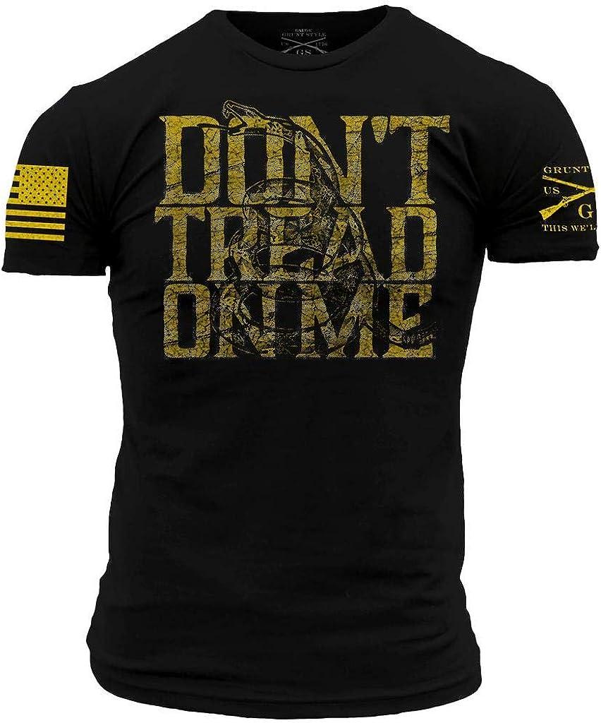 Grunt Style Don't Tread On Me 2.0 Men's T-Shirt