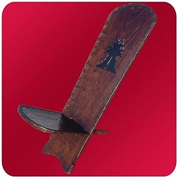 ranuras silla, africano silla Muebles, madera silla, sillas de ...