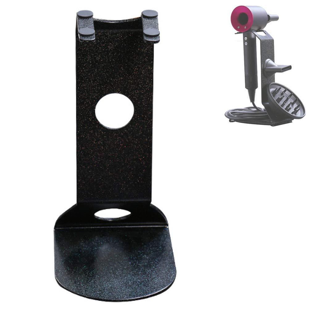 ヘアドライヤーブラケットフロアフリーパンチ縦型浴室ヘアサロン専用ダイソンヘアドライヤーラック B07S2GT3N6
