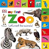 Best Board Books For Boys - Tabbed Board Books: My First Zoo: Let's Meet Review