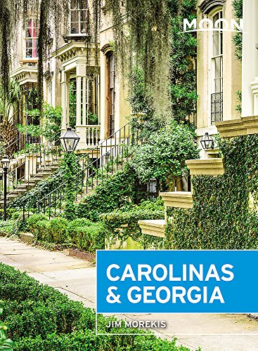 Moon Carolinas & Georgia (Travel Guide) ()