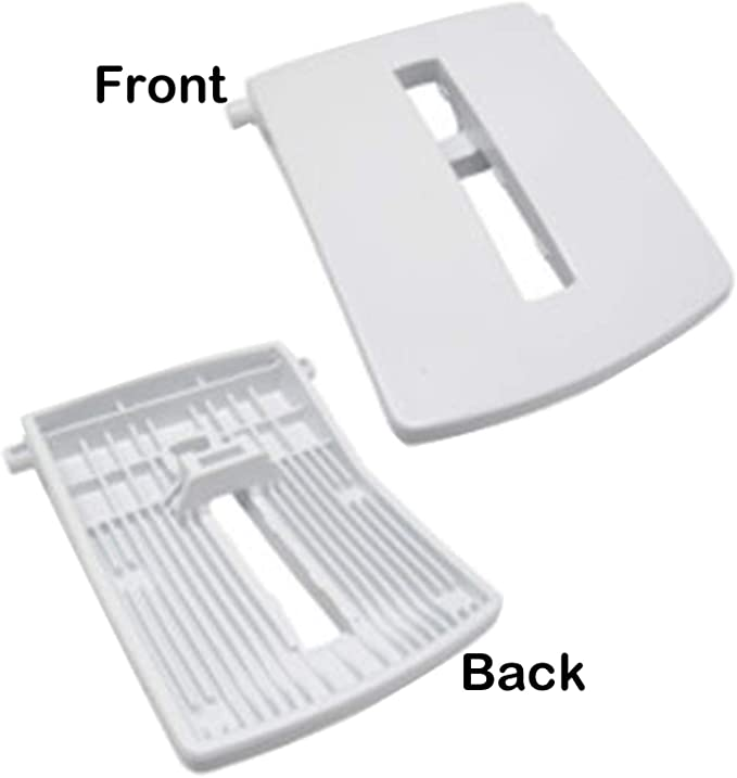 Spares2go - Manilla de puerta para lavadora White-Westinghouse ...