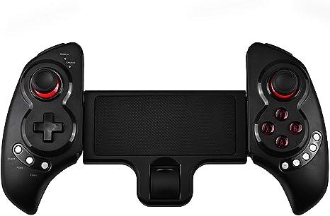 YANGSANJIN Controlador inalámbrico Joystick Future Warrior Game Controller para Android Smartphone Tablet PC TV,Controlador de Juego inalámbrico, Gamepad Controlador de Juego retráctil inalámbrico: Amazon.es: Deportes y aire libre