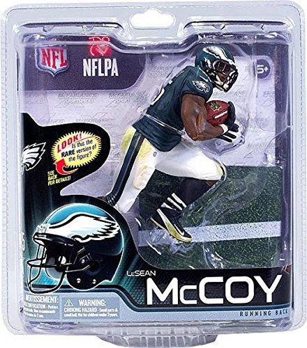 McFarlane Toys NFL Series 31: LeSean McCoy Action - Green Lesean Mccoy