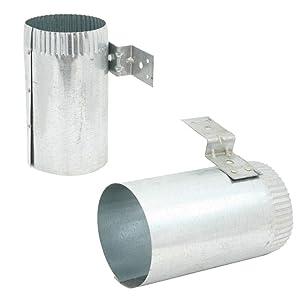 Frigidaire 316102303 Dryer Exhaust Tube
