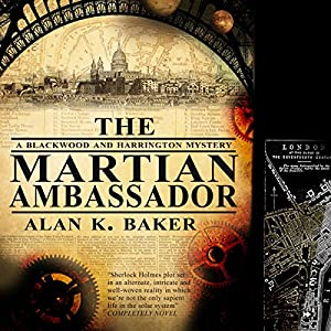 The Martian Ambassador Hörbuch