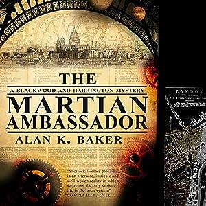 The Martian Ambassador Audiobook