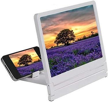 AASCREEN 3D Smartphone Pantalla Amplificador HD Películas Vídeo ...