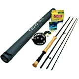 """Echo Ion XL 890-4 Fly Rod Outfit (8wt, 9'0"""", 4pc)"""