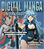 Digital Manga Workshop, Jared Hodges and Lindsay Cibos, 0060751606