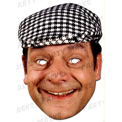 Del Boy Celebrity Party Masks (Mask/Headpiece