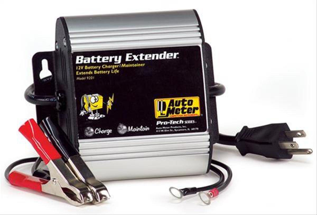 AutoMeter 9201 12-Volt Battery Extenders