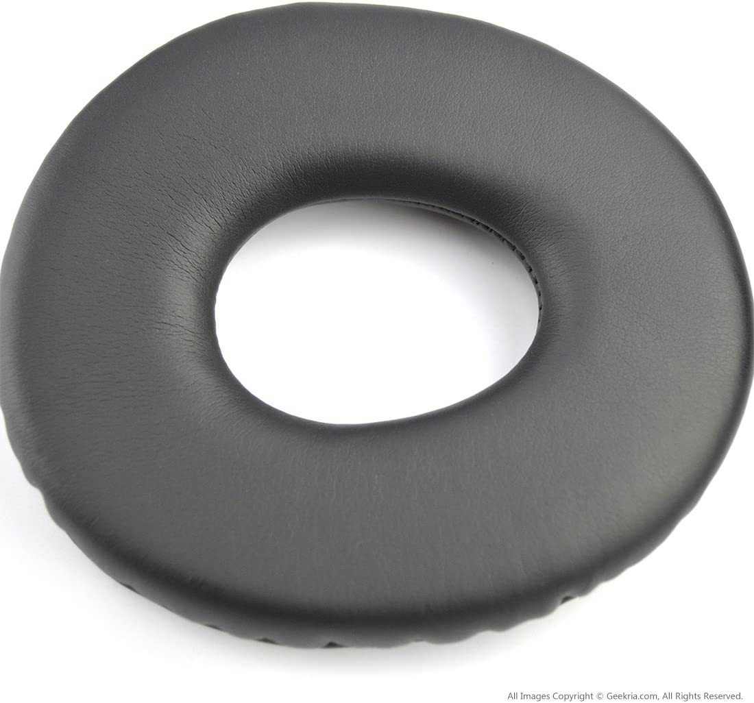 Geekria Earpad Replacement for Sony MDR-CD1000 MDR-CD3000 Headphone Replacement Ear Pad//Ear Cushion//Ear Cups//Ear Cover//Earpads Repair Parts