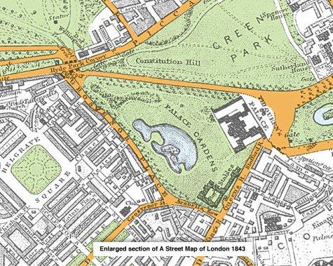 a street map of london 1843 amazoncouk b r davies 9781873590003 books