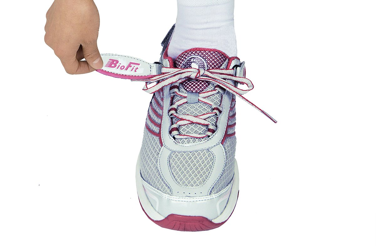 Orthofeet Verve Comfort Wide Orthopedic Diabetic Athletic Shoes for Women Fuchsia Synthetic 7.5 W US by Orthofeet (Image #5)