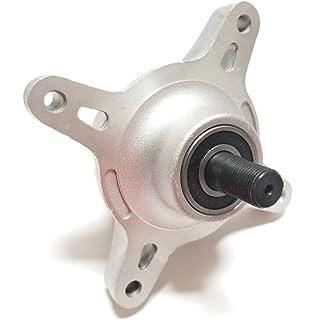 3 Genuine Toro  117-7268 Shaft /& Nut For a 121-0751 Spindle Exmark OEM 117-7266
