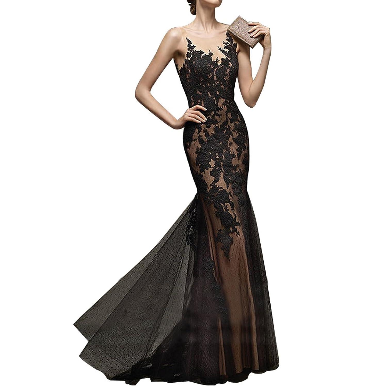 timeless design 82a67 930d6 Alice Dressy Elegant Mermaid Abendkleider Festkleider lang ...